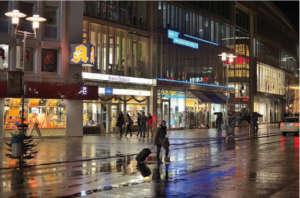 city-streifen